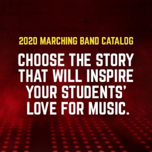 2020 Marching Band Show Release