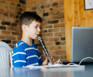 GPG Music creates Our Virtual Ensemble - saving music for the students